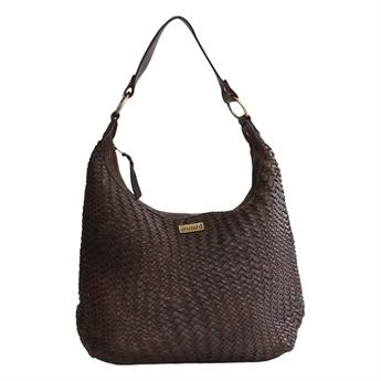 Picture of Shoulder bag Elsie, dk brown