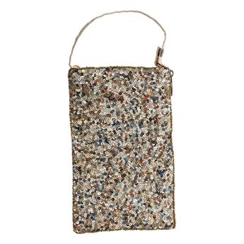 Picture of Mini bag Alessandra, gold