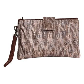 Picture of Mini bag Celine, copper
