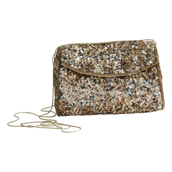 Picture of Clutch bag Alessandra, gold
