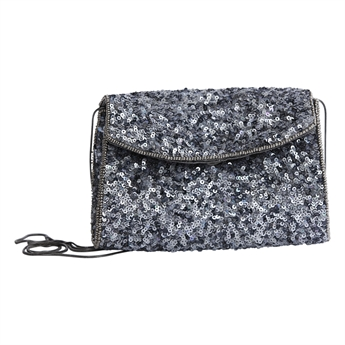 Picture of Clutch bag Alessandra, silver