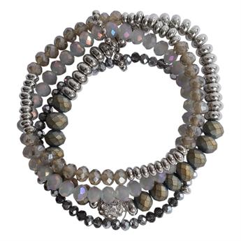 Picture of Bracelet Jasmine, silver