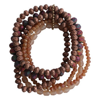 Picture of Bracelet Layla, brown