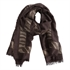 Picture of Scarf Olivia, dk brown