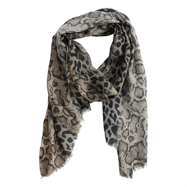 Picture of Scarf Charlotte, brown mix
