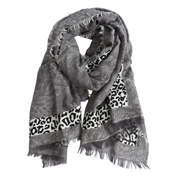 Picture of Scarf Luna, grey