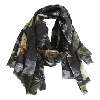 Picture of Scarf Mariah, black