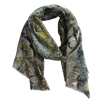 Picture of Scarf Malia, green mix