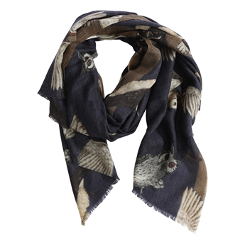 Picture of Scarf Tessa, blue
