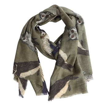 Picture of Scarf Tessa, green