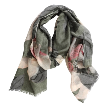 Picture of Scarf Angelina, green