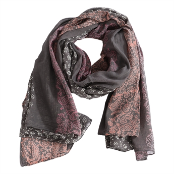 Picture of Parero/scarf Hermiony, grey mix