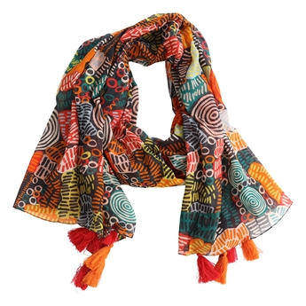 Picture of Parero/scarf Lou, mix