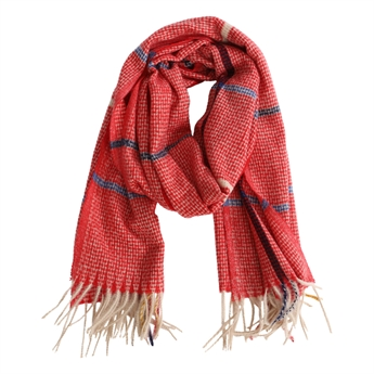 Picture of Scarf Dominique, red