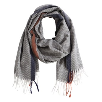 Picture of Scarf Enya, grey
