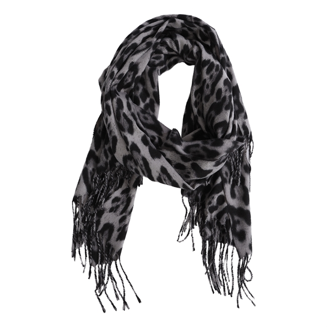 Picture of Scarf Betty, grey