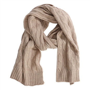 Picture of Scarf Fiona, lt beige