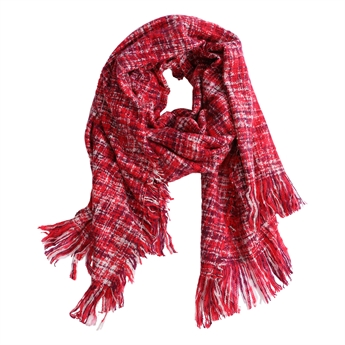 Picture of Scarf Lisette, red