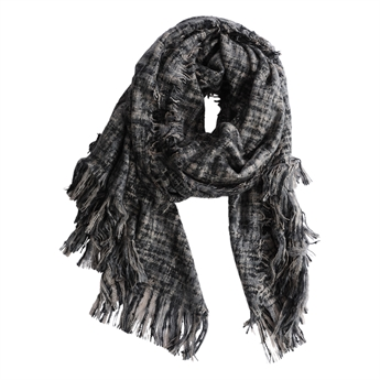 Picture of Scarf Lisette, grey