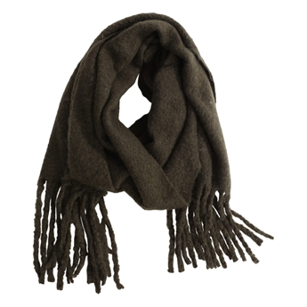 Picture of Scarf Malou, green.