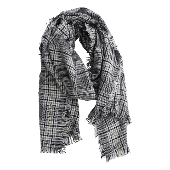 Picture of Scarf Nellie, grey