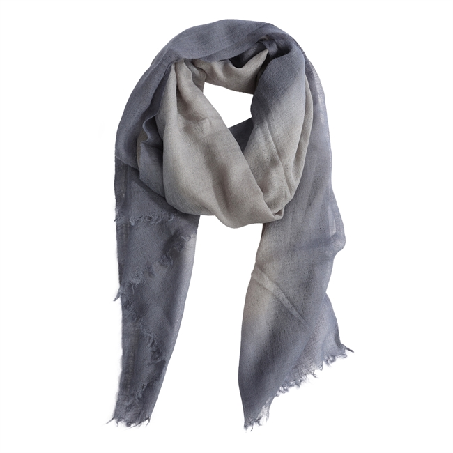 Picture of Scarf Niki, lt grey