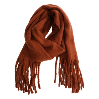 Picture of Scarf Malou, rusty