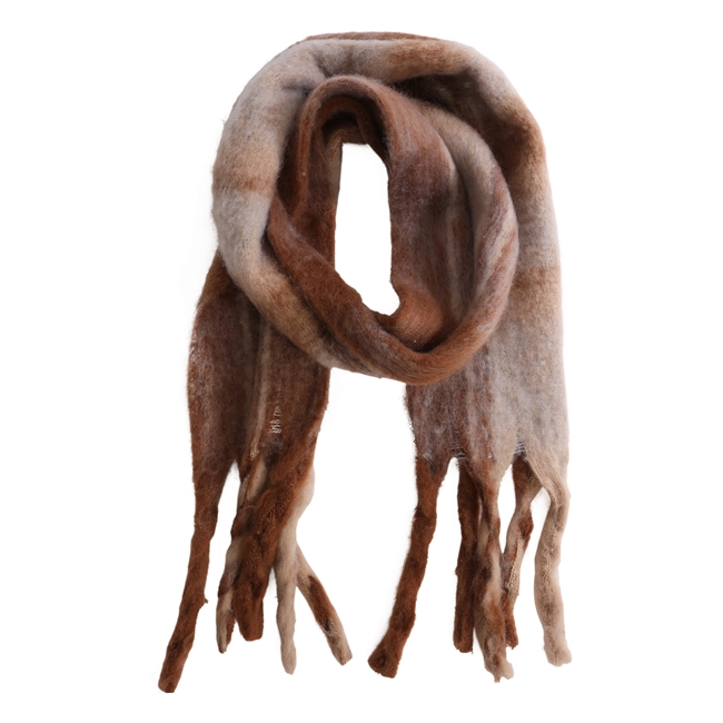 Picture of Scarf Rylee, brown