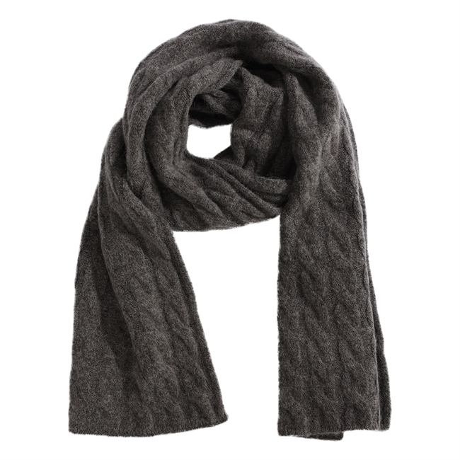 Picture of Scarf Sarah, grey