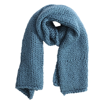 Picture of Scarf Nora, turquoise