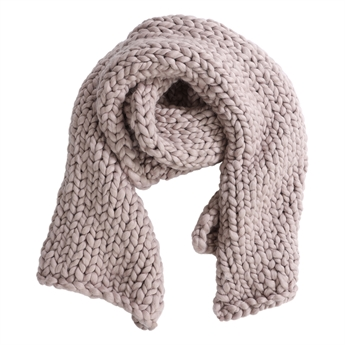 Picture of Scarf Nora, grey/beige