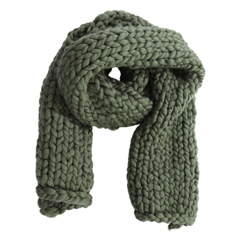 Picture of Scarf Nora, olive