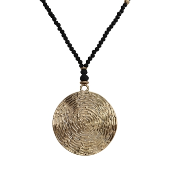 Picture of Necklace Maya, gold