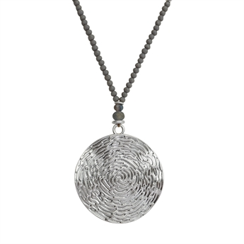 Picture of Necklace Maya, silver