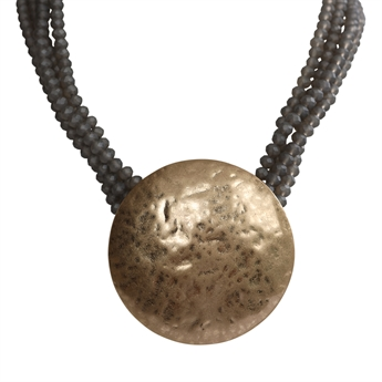 Picture of Necklace Adeline, gold