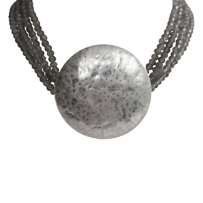 Picture of Necklace Adeline, silver