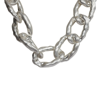 Picture of Necklace Delilah, silver