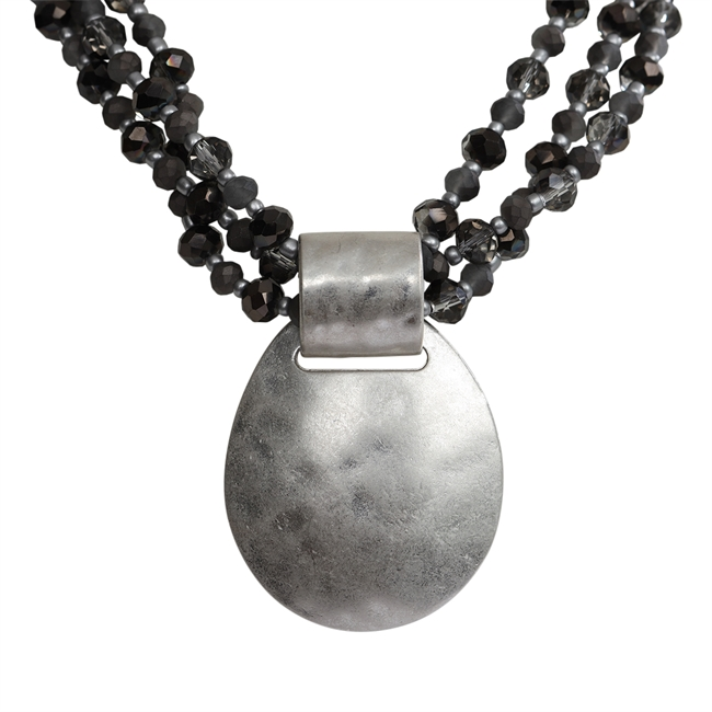 Picture of Necklace Brielle, silver
