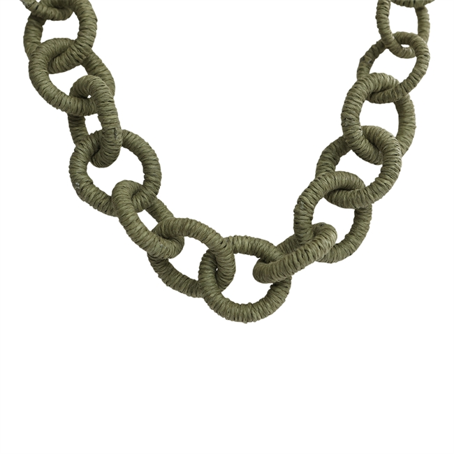 Picture of Necklace Abigail, olive