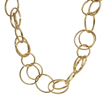 Picture of Necklace Clara, gold
