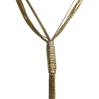 Picture of Necklace Vivian, gold
