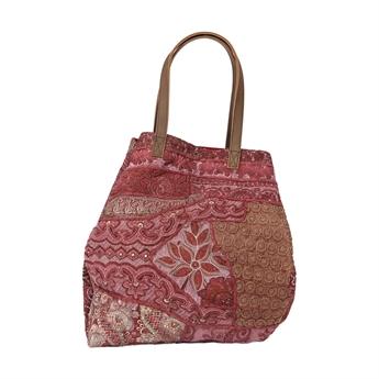 Picture of Shoulder bag Ritikka, dk burgundy